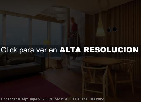 Diseño de Interiores Moderno Curvo