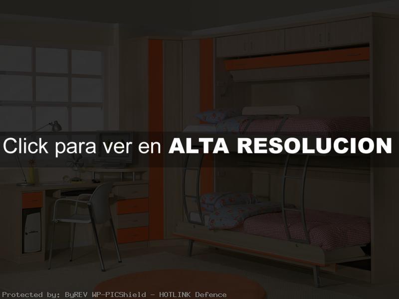 Decoración de habitaciones infantiles para niñas