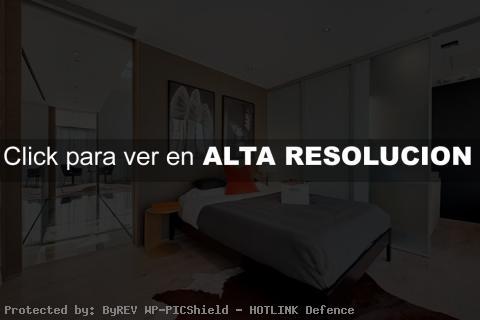 Decoraci n de interiores de un moderno d plex decoracion for Decoracion duplex pequenos