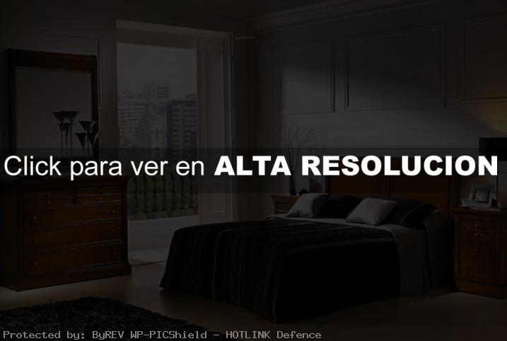 Dise os de dormitorios cl sicos para todos los gustos for Decoracion dormitorios clasicos