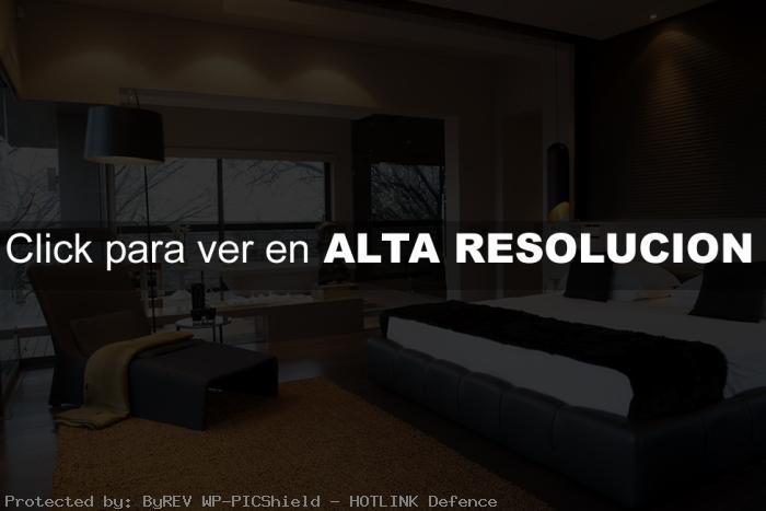 Decoraci n de dormitorios modernos decoracion de interiores for Colores para dormitorios matrimoniales modernos
