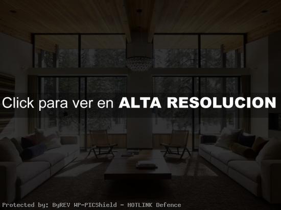 Living en madera